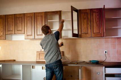 Cabinet refinishing in Denver NC