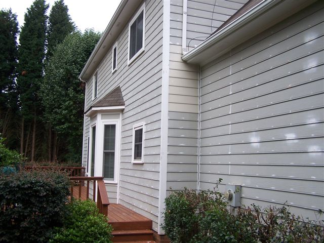 Exterior House Painting in Davidson, NC