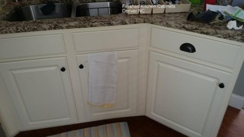 Cabinet refinishing in Huntersville NC