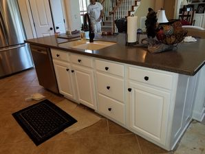 Cabinet Refinishing in Huntersville, NC (3)