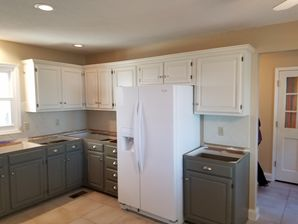 Before & After Cabinet Refinishing in Mooresville, NC (4)
