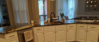 Cabinet Refinishing in Huntersville, NC (1)