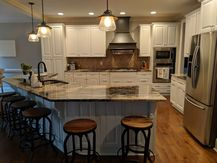 Cabinet Refinishing in Huntersville, NC (2)