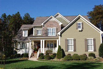 Exterior Painting in Sherrills Ford, NC
