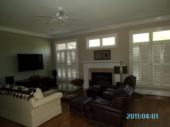 Interior Painting of a Residential Home in Mooresville, NC