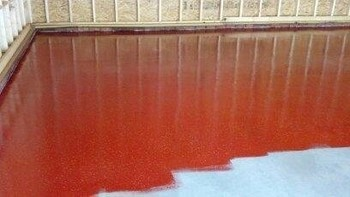 Epoxy Floor Finishing in Dallas, NC
