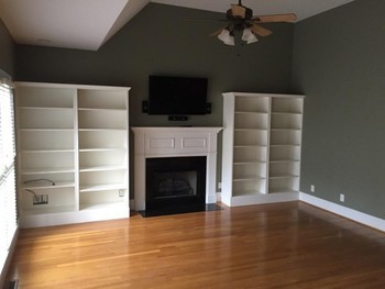 Cabinet Painting in Davidson, NC