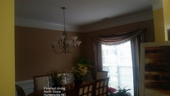 Interior Painting by R and R Painting NC LLC in Huntersville, NC