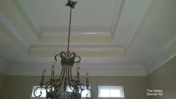 Finished Ceiling in Denver, NC