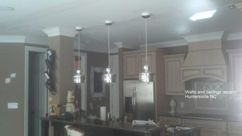 Walls & Ceilings Repairs in Huntersville, NC