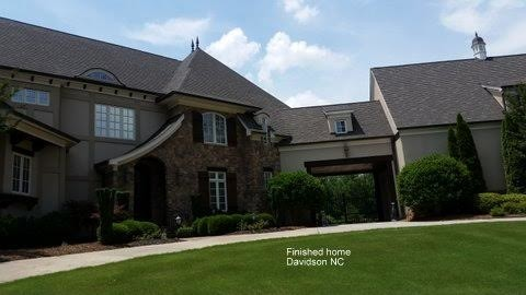 ?Exterior Painting in Davidson, NC