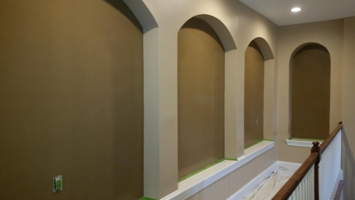 Interior Painting in Mooresville, NC