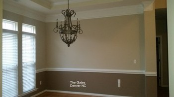 Interior Painitng in Denver, NC