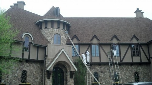R and R Painting NC LLC Exterior Painting in Mooresville, NC