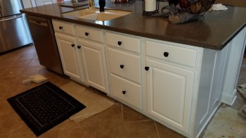 Cabinets by R and R Painting NC LLC