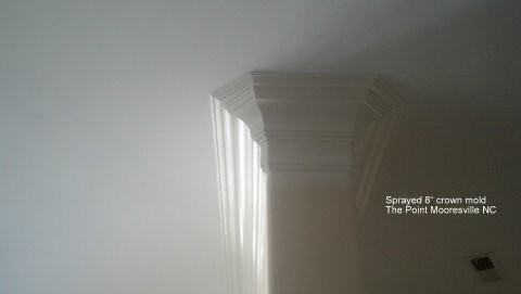 Crown Molding Moorseville NC